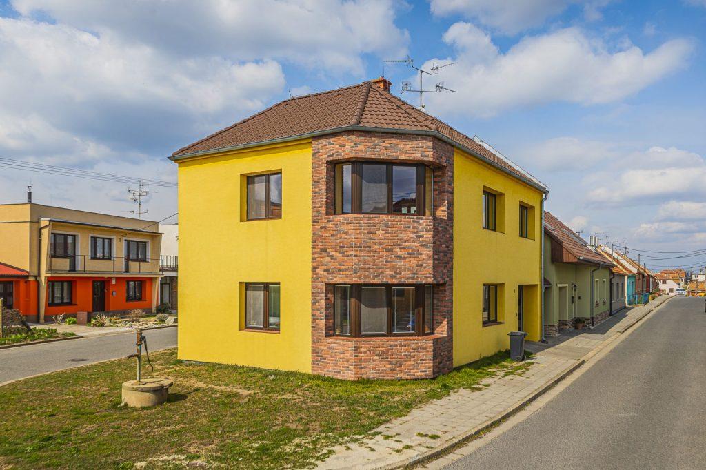 Rodinný dům - Charvátská Nová Ves